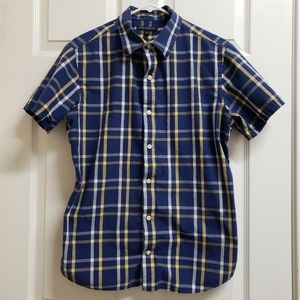 Men's Banana Republic Short-Sleeve Shirt